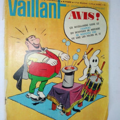 Revista Vallant Nr. 36 / martie 1965 -benzi desenate - Reviste benzi desenate