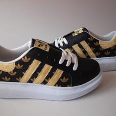 ADIDAS adidasi dama SUPERSTAR gheata -pantofi GOLD marimea 38