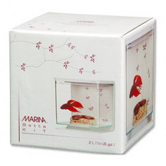Acvariu Marina Betta Kit Contemporany