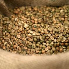 Cafea Verde Bio 100% de calitate, Boabe