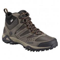 Ghete barbatesti, impermeabile Columbia Peakfreak Xcrsn Leather Outdry (CLM-BM3935-MUD)