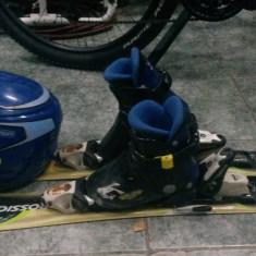Set Ski copii de 80 cm - Skiuri, Marime (cm): Nespecificat