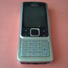 Telefon mobil Nokia 6300 stare foarte buna, Negru, Neblocat