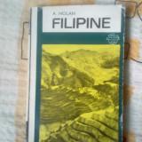 Carte Geografie - N4 Filipine - A. Holan