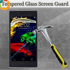 Folie de protectie Asus, Anti zgariere - Folie Sticla Asus Zenfone Selfie protectie securizata antisoc tempered glass