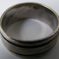 Inel vechi din argint (153) - de colectie