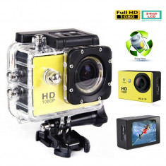 Camera Video, Card Memorie, Intre 2 si 3 inch - Action Camera Sport Display 2