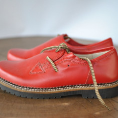 Pantofi dama - PANTOFI DE PIELE MARIMEA 38