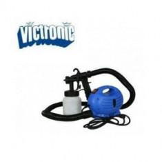 Pistol de vopsit - Pistol electric profesional de vopsit si zugravit Paint Zoom Victronic VC621