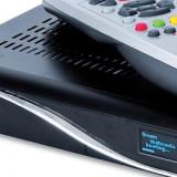 Dreambox DM800 HD PVR SIM 2.01 cu tuner combo C/T/S2