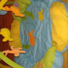 Joc educativ Altele - Patura centru de activitati bebe - paturica copil
