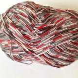 Fire - Fir de tricotat sau crosetat, lana 75% cu poliamida, moale, degrade