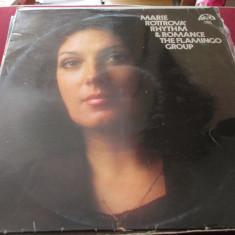 DISC VINIL MARIE ROTTROVA - RHYTHM & ROMANCE - Muzica Latino