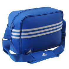 Geanta Adidas Enamel Bag - Originala - Anglia - Dimensiuni W33 x H24 x D11 - Geanta Barbati Adidas, Marime: One size, Culoare: Din imagine