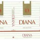 Ambalaj necartonat tigari Diana