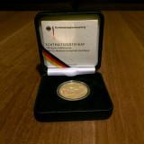 Moneda de aur - Germania 100 EURO 2004 Stadt Bamberg - Patrimoniu UNESCO