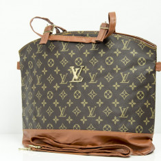 Geanta Dama Louis Vuitton, Geanta de umar, Asemanator piele - Geanta / Poseta de umar Louis Vuitton LV + Cadou Surpriza