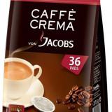 Jacobs Espresso Caffe Crema Pads - 144 paduri cafea (4 x 36 doze) din GERMANIA