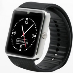 SMART WATCH GT08 tip Apple Ceas Inteligent cu SIM Telefon Android iPhone NOU