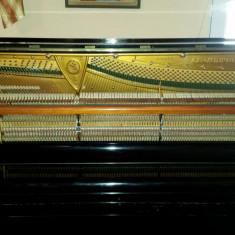 REDUCERE 50%. Pianina Bechstein, fabricatie 1922.