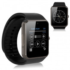 SMART WATCH GT08 tip Apple Ceas Inteligent cu SIM Telefon Android iPhone NOU