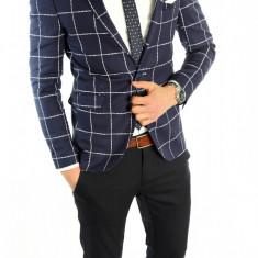Sacou tip Zara Man - sacou barbati - sacou casual elegant- cod 6197, 44, Din imagine