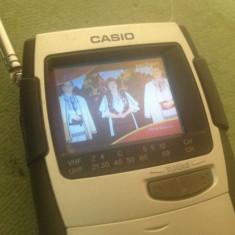 Televizor LCD, Sub 19 inchi - MINI TV LCD CASIO TV-880