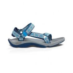 Sandale de dama Teva Hurricane 3 Mini Denim Blue (TVA-6577-MDMB) - Sandale dama Teva, Marime: 39, 40, Culoare: Albastru