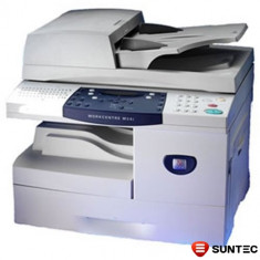 Imprimanta multifunctionala laser Xerox Workcentre M20i cu fuser defect