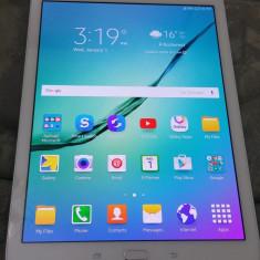 Tableta Samsung, 9.7 inch, 32 GB, Wi-Fi + 4G - Samsung Galaxy Tab S2 9.7 SM-T815 Wifi+4G 16 GB alb NOU