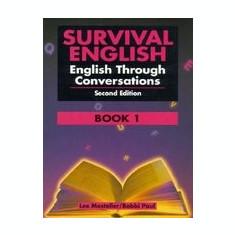Carte Literatura Engleza - Survival English 1
