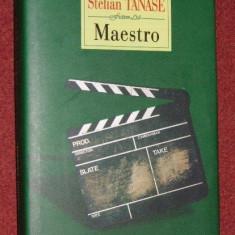 Roman, Polirom - MAESTRO de stelian tanase EDITURA POLIROM, 2008, STARE BUNA, 585 PAGINI
