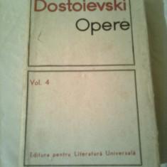Nuvela - DOSTOIEVSKI ~ OPERE vol. 4 - coperti cartonate