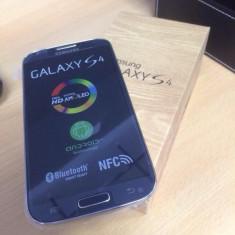 Telefon mobil Samsung Galaxy S4 - SAMSUNG GALAXY S4 MODEL I9505/ ALBASTRU / NOU