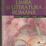 Limba și literatura română pentru clasa a IV-a - Manual Clasa a IV-a