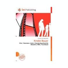 Kristin Bauer - Carte Literatura Engleza