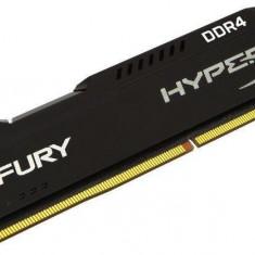 Memorie DDR4 8 GB 2400 MHz Kingston HyperX Fury Black HX424C15FB/8 - Memorie RAM
