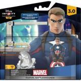 Set Figurine Disney Infinity 3.0 Marvel Battlegrounds Playset - Figurina Desene animate