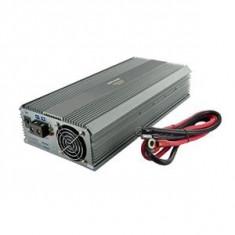 Whitenergy invertor DC/AC de la 12V DC la 230V AC 1500W, 2 AC receptacle
