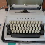 Masina de scris TRIUMPH GABRIELE 10 cu acte