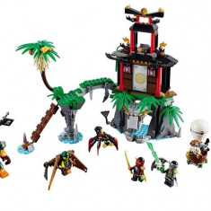 LEGO Ninjago Insula Tiger Widow - 70604