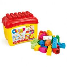 Clemmy - Cutie Cu 30 Cuburi Clementoni