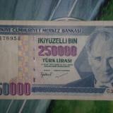 Turcia - 250000 lire 1970 (g31478954), Europa