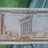 LIBAN - 1 LIVRE, Asia