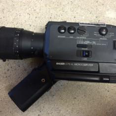Aparat Filmat - Camera foto vintage BAUER S71S XL microcomputer