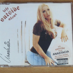 Anastacia - Left Outside Alone (CD Single) - Muzica Pop epic