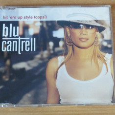 Blu Cantrell - Hit 'Em Up Style (CD Single) - Muzica R&B arista