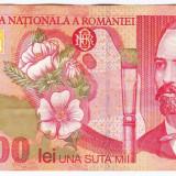 Bancnota 100.000 lei 1998 ( 100000 lei 1998 ) Nicolae Grigorescu (5)