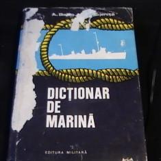 Dictionar Altele DE MARINA-ANTIN BEJAN-MIHAI BUJENITA-306 PG A 4-