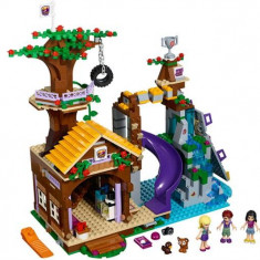 Tabara De Aventuri: Casuta Din Copac - LEGO Friends